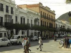 Las Cebritas en Sucre, Bolivia