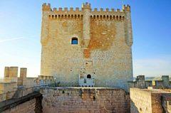 Torre del Homenaje en el Castillo de Peñafiel