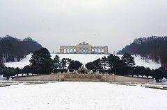 Glorieta en el Palacio de Schönbrunn, Viena