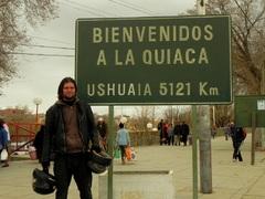 De Ushuaia a La Quiaca :)