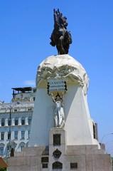 Estatua de José de San Martín