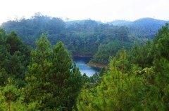 Cinco lagos desde las alturas