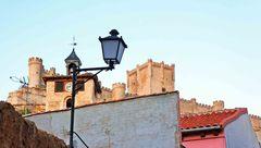 Castillo de Peñafiel desde otro ángulo