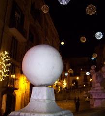 Planetas y esferas