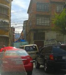 Otra vez en La Paz! x.x
