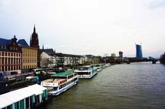 Río Main de Frankfurt