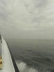 Camino a Islas Ballestas, Paracas