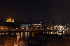 Budapest de noche