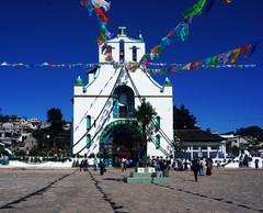 Templo Central de San Juan Chamula