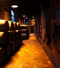 Bodega del vino de Oporto