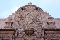 Fachada de la Iglesia de la Compañía de Jesús, Arequipa