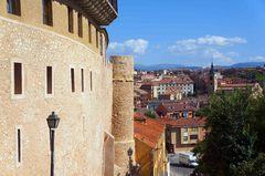 Vista de Segovia