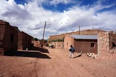 Poblado argentino de Susques