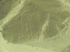El Astronauta, jeroglíficos de Nasca
