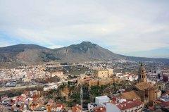 Un pequeño pueblo de Andalucía