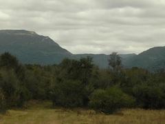 Horizonte en el Parque Nacional El Rey