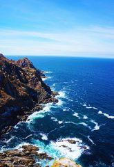 Acantilado de las Islas Cíes, Galicia