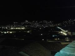 La noche de Cusco, Perú