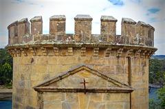 Tasmania construcción antigua