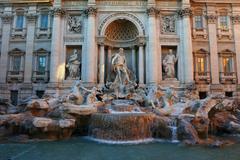 Fontana de Trevi, Roma