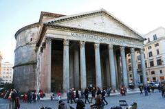 Panteón, Roma