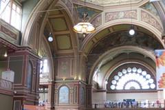 Interior del edificio