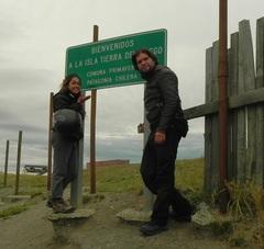 Llegamos a Tierra del Fuego