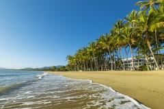 Playa en Cairns