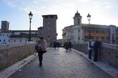 Puentes sobre el río Tíber, Roma