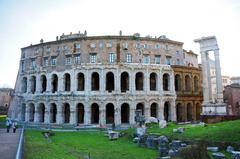 Anfiteatro romano en Roma