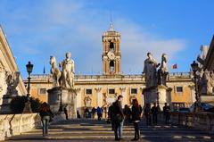 Plaza Capitolio, Roma