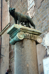Estatua de Rómulo y Remo, Roma