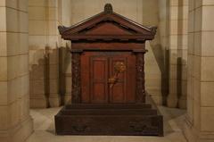 Tumba de Rousseau, Panteón de París