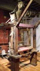 Máquina de tejido de seda, Lyon