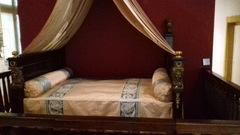 Cama de Napoleón, Museo Gadagne, Lyon