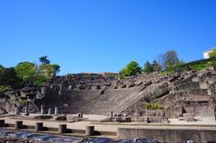 El Odeón, anfiteatro romano en Lyon