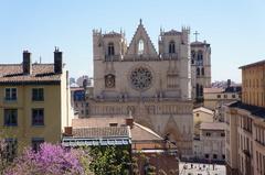 Catedral de Saint-Jean, Lyon