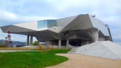 Museo de Confluences, Lyon