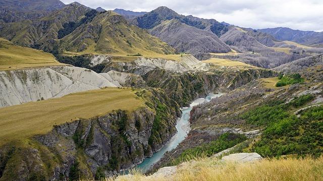 Postales de Nueva Zelanda