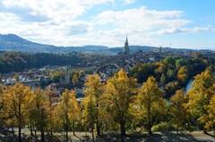 Berna desde lo alto