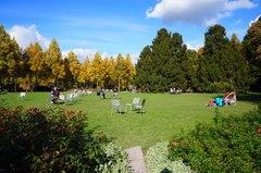 Parque Rosengarten, Berna