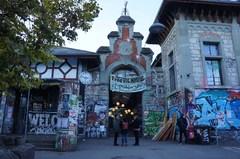 Bares alternativos de Berna