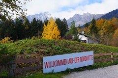 Nordkette en los Alpes, Innsbruck, Austria