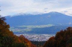 Bosques alpinos de Innsbruck, Austria