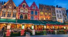 Restaurantes en Brujas