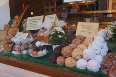 Bolas de mantequilla en Rothenburg
