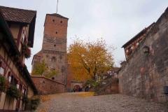 Torre del pecado, Castillo imperial de Núremberg