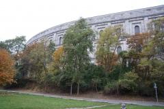 Antiguo congreso nazi en Núremberg