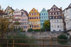 Tübingen a orillas del río Neckar