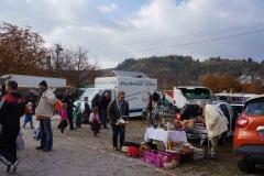 Mercado de pulgas en Tübingen